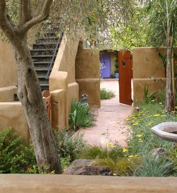 Beautiful Landscaping Ideas and Backyard Designs in Spanish and Italian Styles  Project