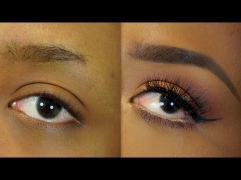 improve your skin with these great tips  eyebrow tutorial