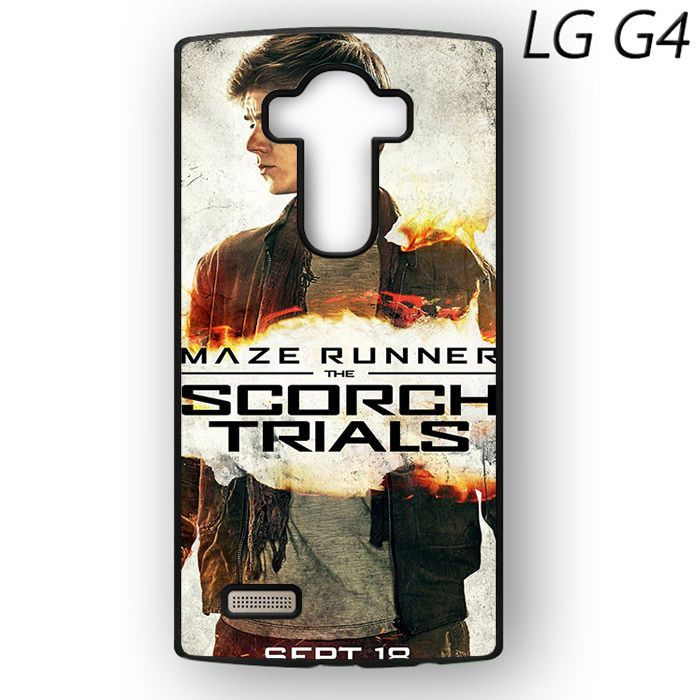 maze runner 2 thomas brodie sangster poster AR for LG G3/G4 phonecase