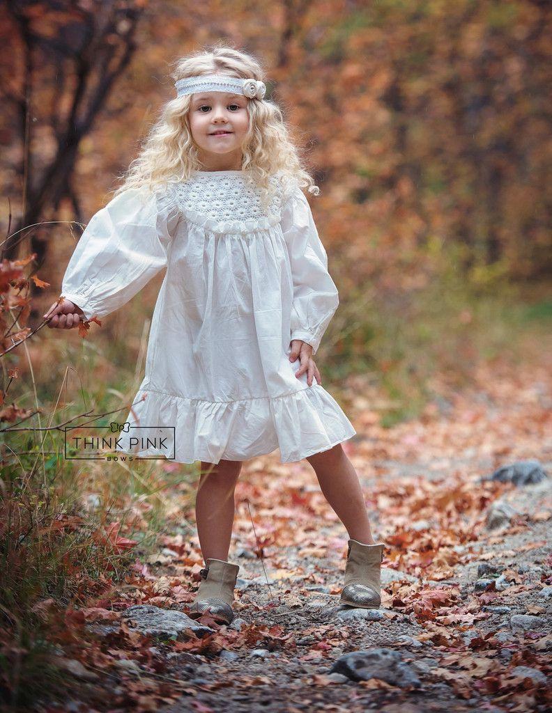 Easy Breezy White Boho Dress #All #all-dresses #Clothing