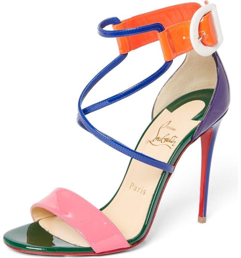 online retailer ebf57 9e1e7 Christian Louboutin Choca Criss Sandal   FEET >!< DECOR ...