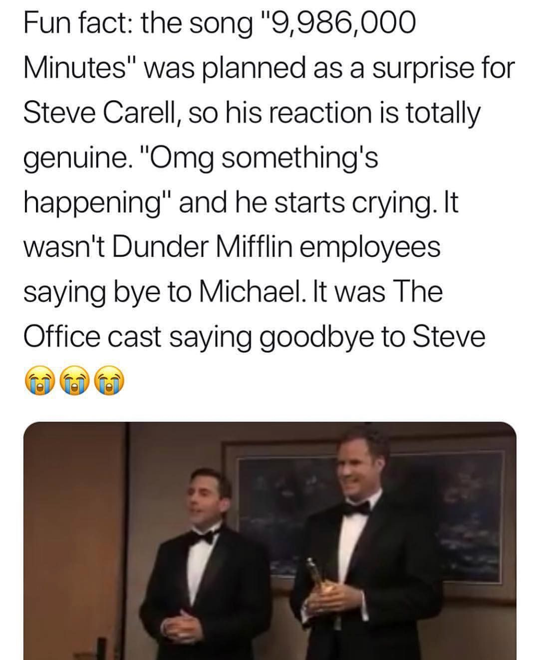 the office goodbye michael 😭 the office show the office