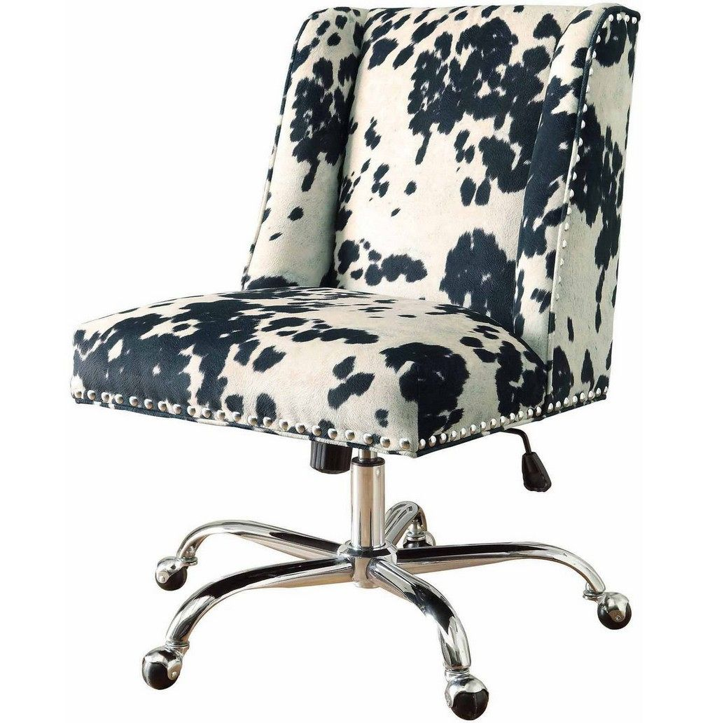 Cow Print Office Chair Luxury Home Furniture Check More At Http