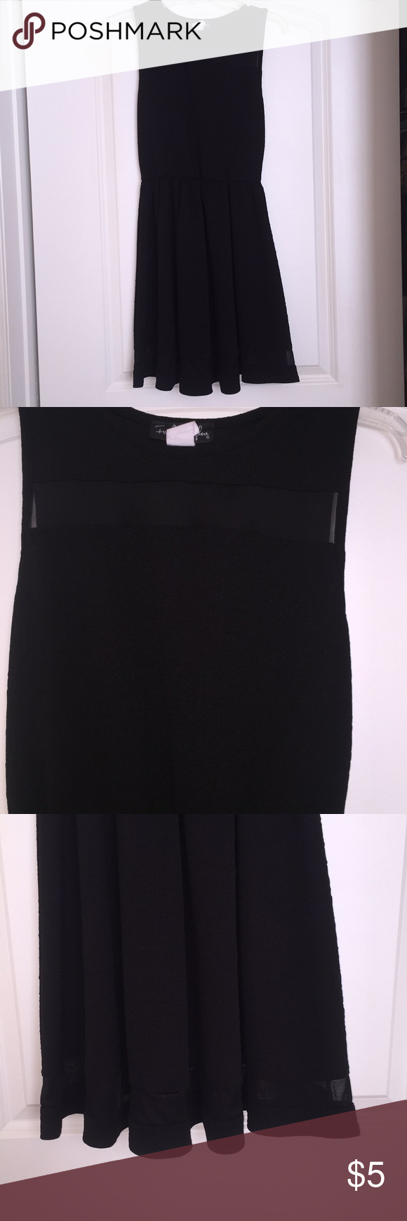 Black mesh dress my posh picks pinterest