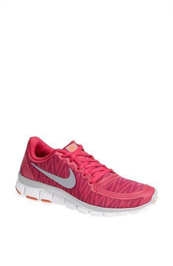 Nike 'Free 5.0 V4' Running Shoe (Women) available at #Nordstrom i