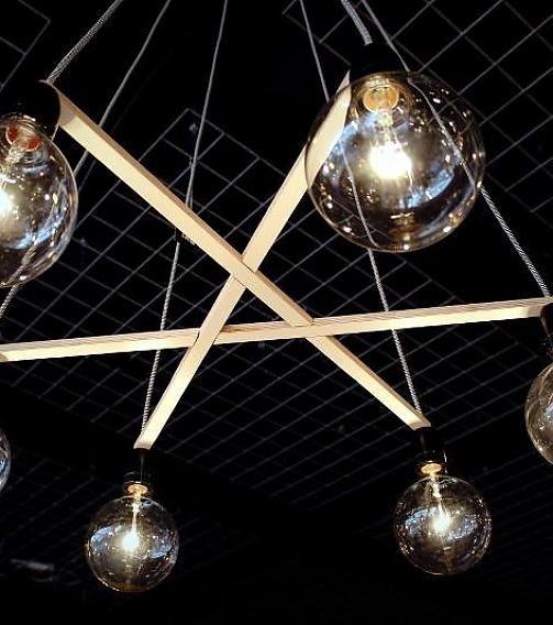 het lichtlab hanglamp no 37 a symmetrie by olaf weller vintage
