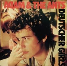 DEUTSCHER GIRLS / PLASTIC SURGERY | ADAM AND THE ANTS | 7 inch single | Music 4 Collectors