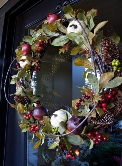 Diy Pottery Barn Inspired Wreath Pottery Barn Inspired Diy Fall Wreath Fall Decor Diy