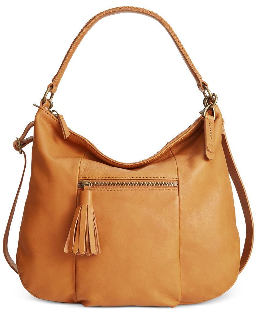 Lucky Brand Harper Crossbody Hobo Handbags Accessories Macy S