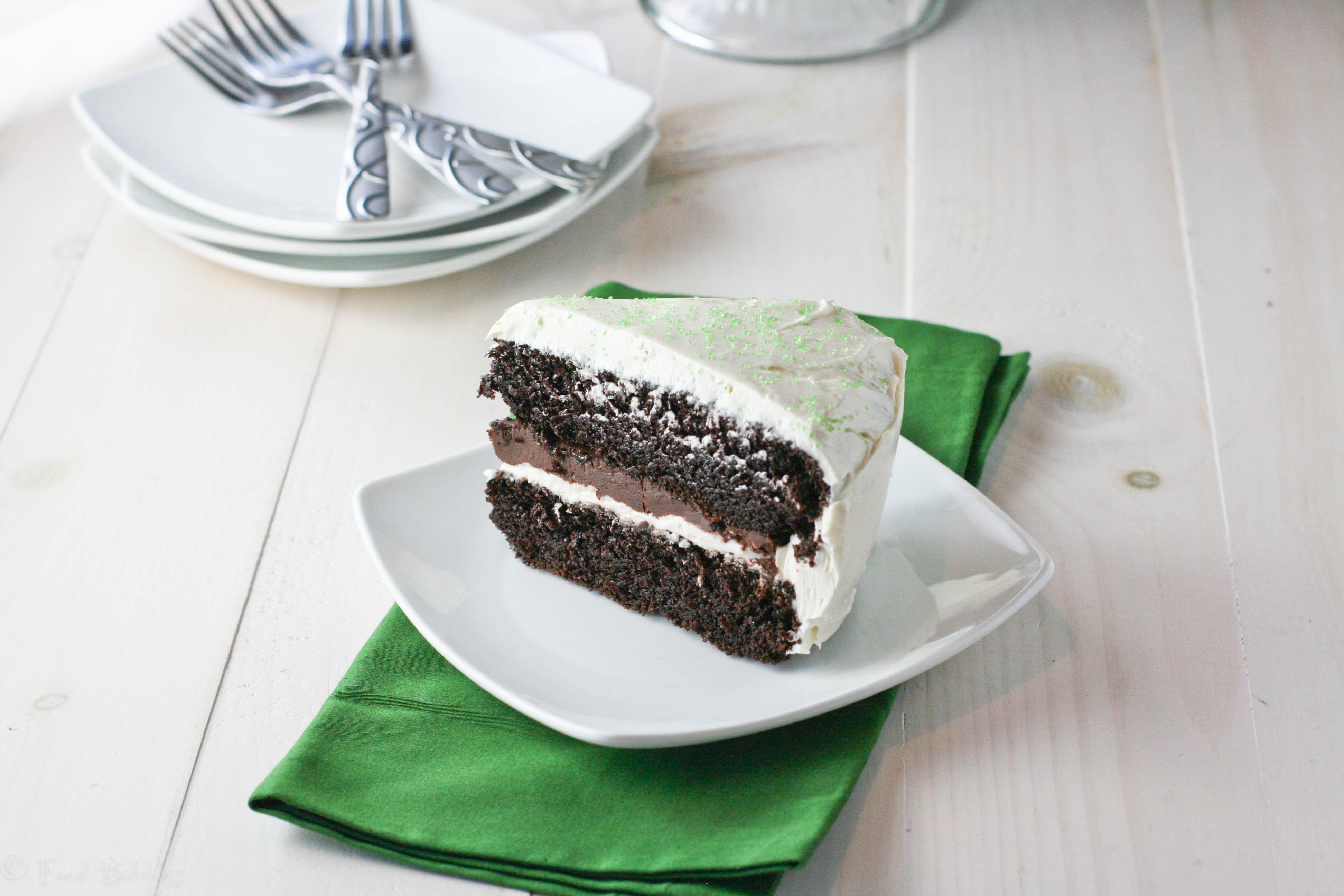 Guinness Cake with Bailey\'s Irish Cream Frosting | Recipe ...