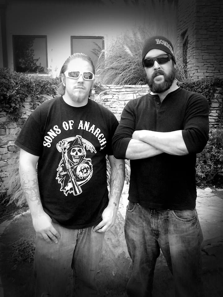 Sons of Anarchy Halloween Costume - Jax Teller and Opie  sc 1 st  Pinterest & Sons of Anarchy Halloween Costume - Jax Teller and Opie | Sons of ...