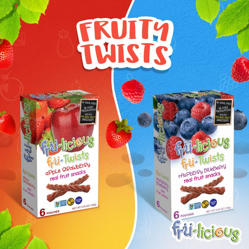 It's impossible to eat just one… Are you up to the challenge? #frulicious #yum