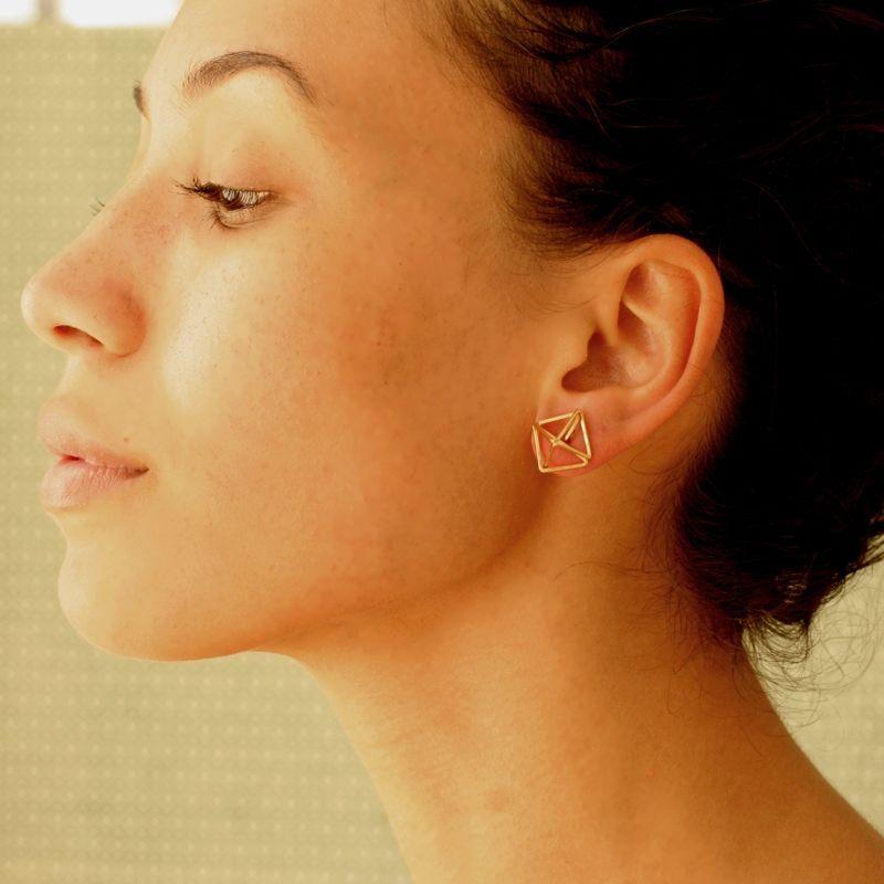 Bye Boe earrings.