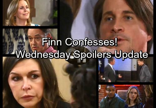 General Hospital Spoilers: Wednesday, January 3 Update – Liz Grows Suspicious – Finn Makes a Confession – Alexis' Fierce Fight