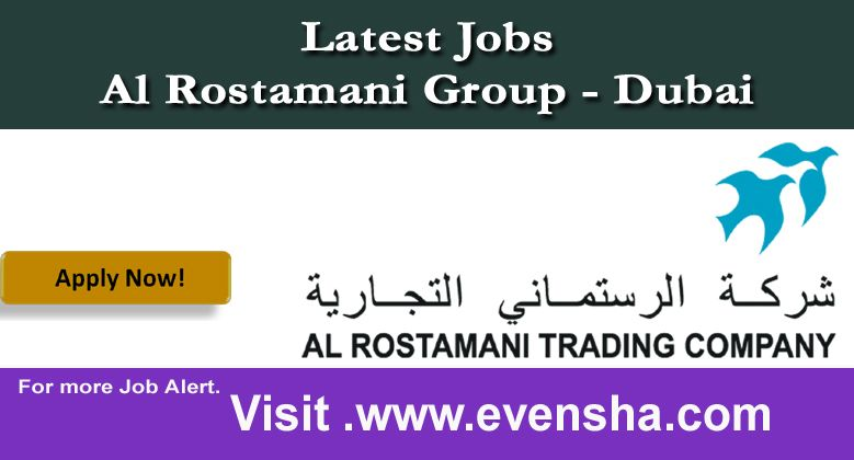 Latest Jobs in Al Rostamani Group-Dubai | Dubai Jobs | Pinterest