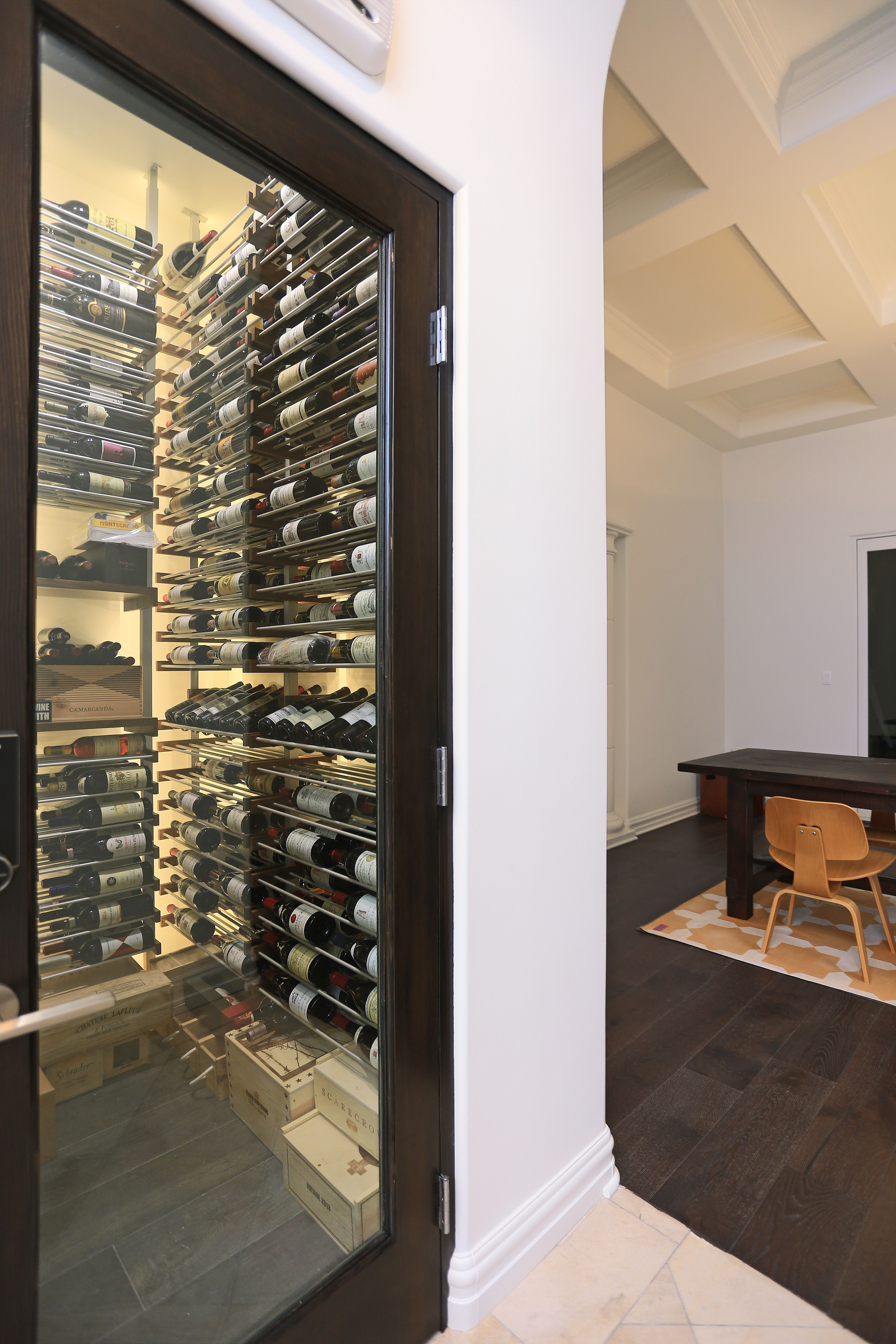 Safeguard Your Bespoke Wine Cellar From The Dangers Of Damp And
