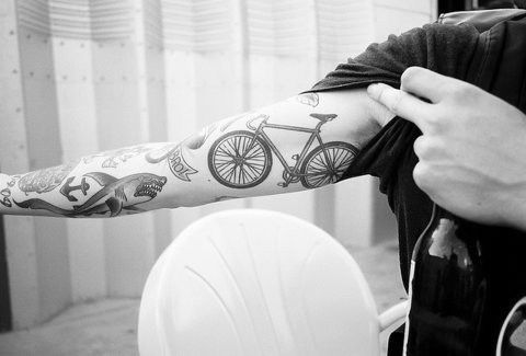 Let's Ride. - Tattoologist
