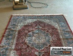 Dry Rug Cleaning