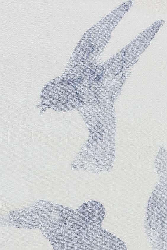 Bird print (detail) by Päälä, available at loveco-shop.de