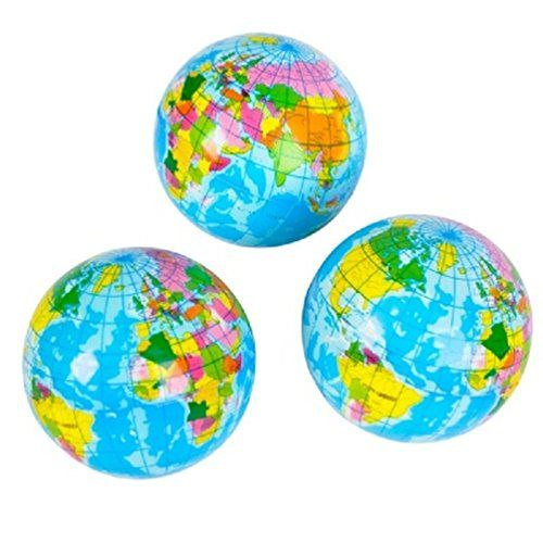 Pin by sarah michelle on social studies pinterest rhode island squeeze globe dozen bulk a world of bouncy fun these unique squeeze balls feature a multi color globe design complimenting a spongy feel gumiabroncs Images
