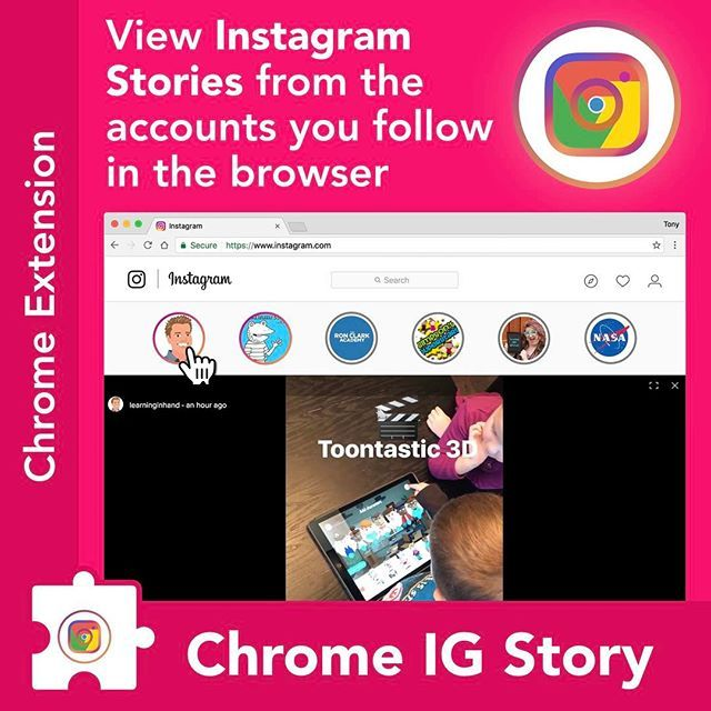 Yes, you can view Instagram in a web browser, BUT there are