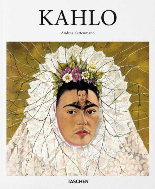 Libro Kahlo Andrea Kettenmann 0