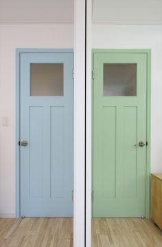 ジャストの家 公式 自然素材の注文住宅とリフォーム 日進 長久手 住宅 室内装飾 リフォーム 塗装