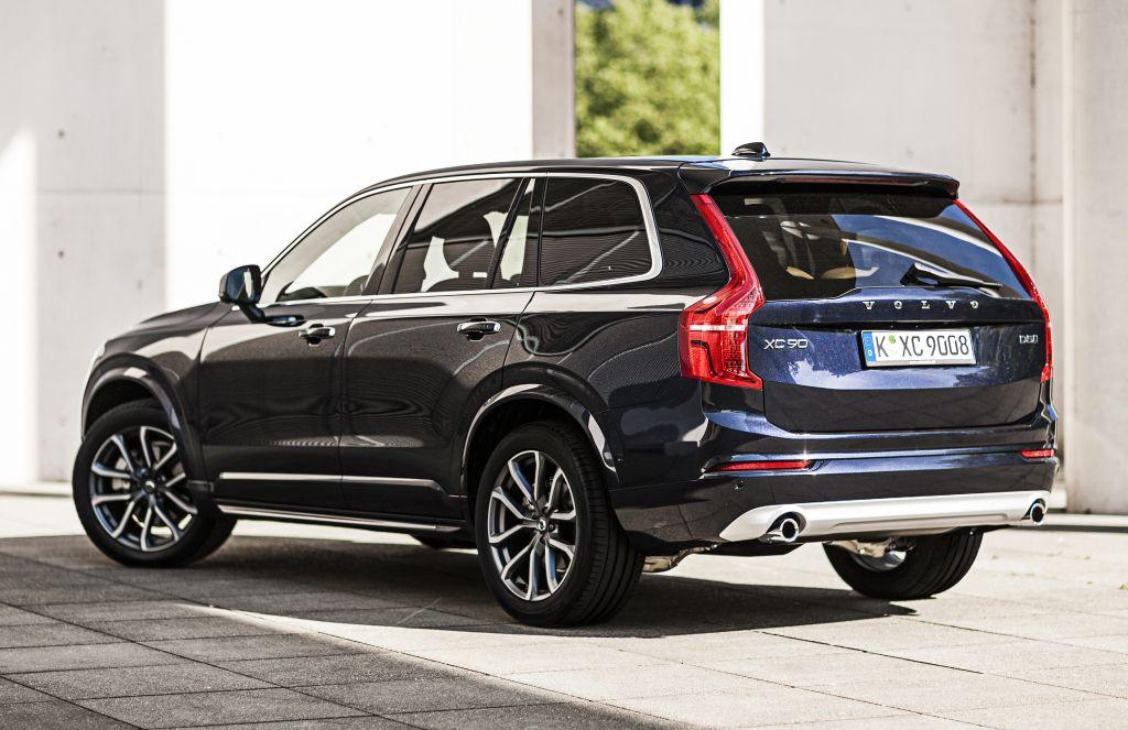 Volvo Xc90 D5 Momentum 2015 Pr Avtomobili