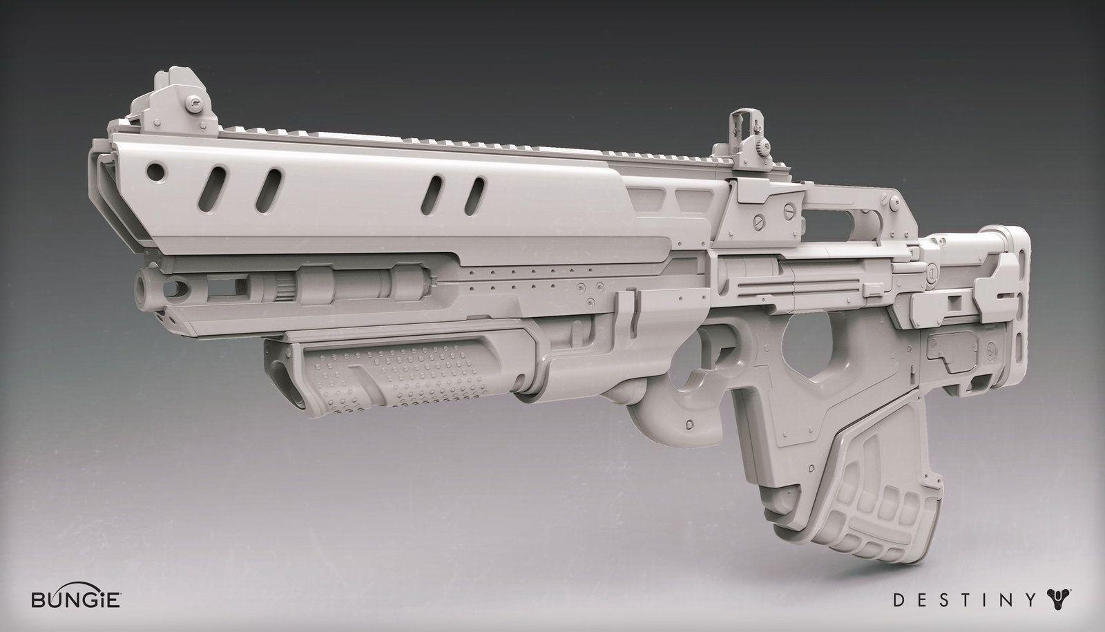 Pin by Digital3DModels.com on Mechanical/HardSurface | 武器 ...