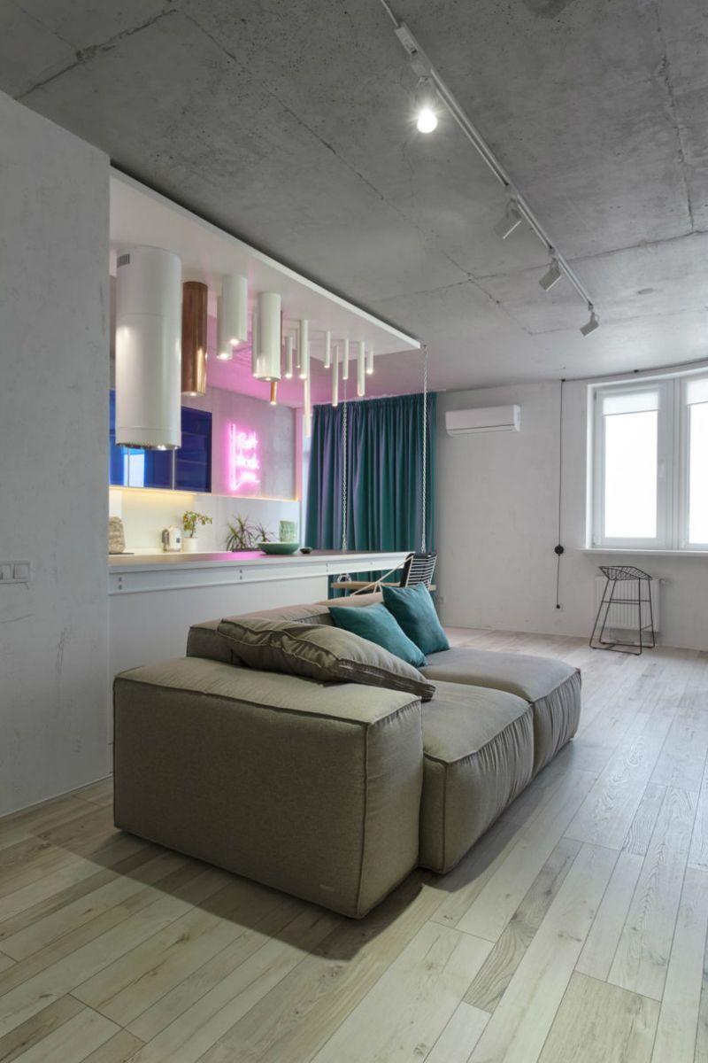 A Kiev Apartment Follows Minimalist Scandinavian Design Trends Designtrends Scandinaviandesigntrends Minimalistscandinaviandesigntrends