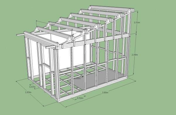 bien cabane de jardin castorama jardin. Black Bedroom Furniture Sets. Home Design Ideas