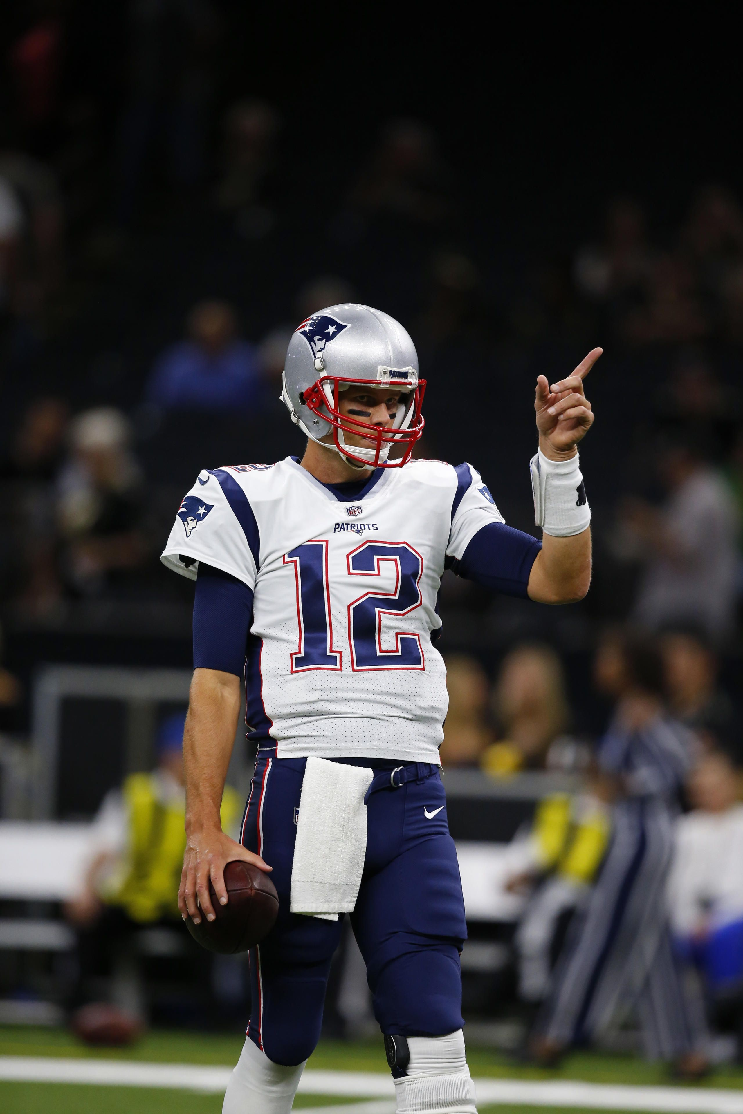 Patriots Vs Saints Week 2 Patriots New England Patriots Tom Brady