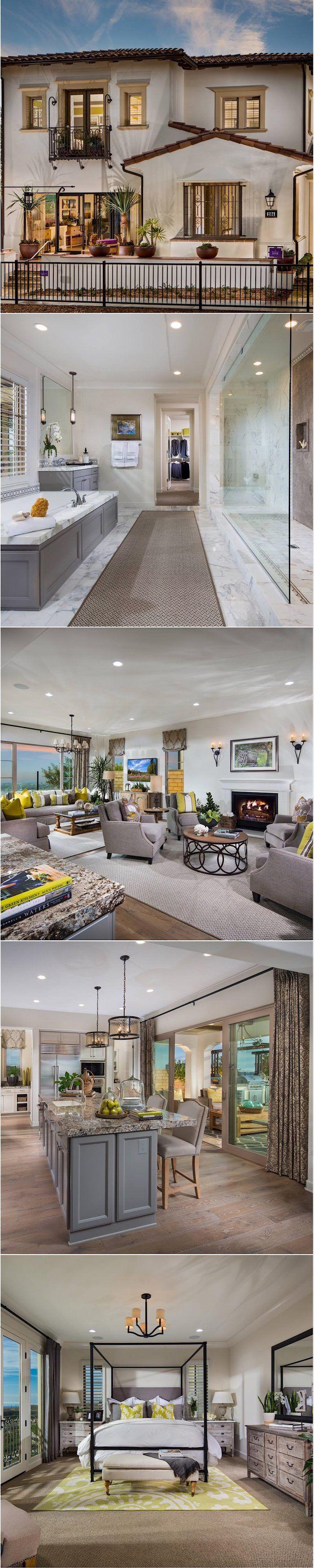 Taylor Morrison New Homes Walkthrough | Modernes Wohnen, Träume Und  Wohnideen