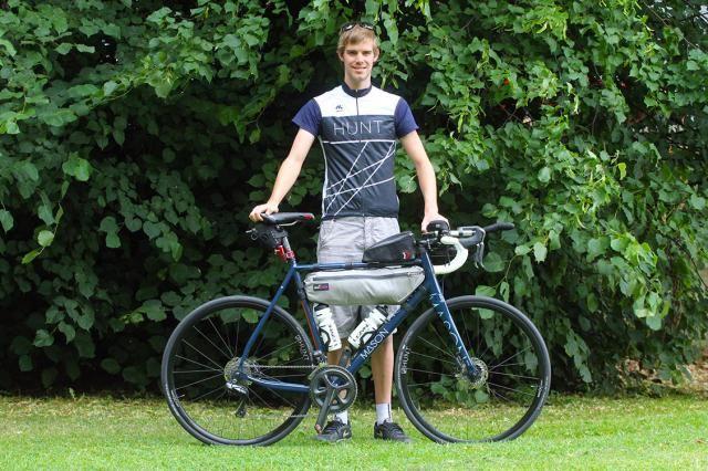 Q A Transcontinental Rider Josh Ibbett Road Cc Lightweight