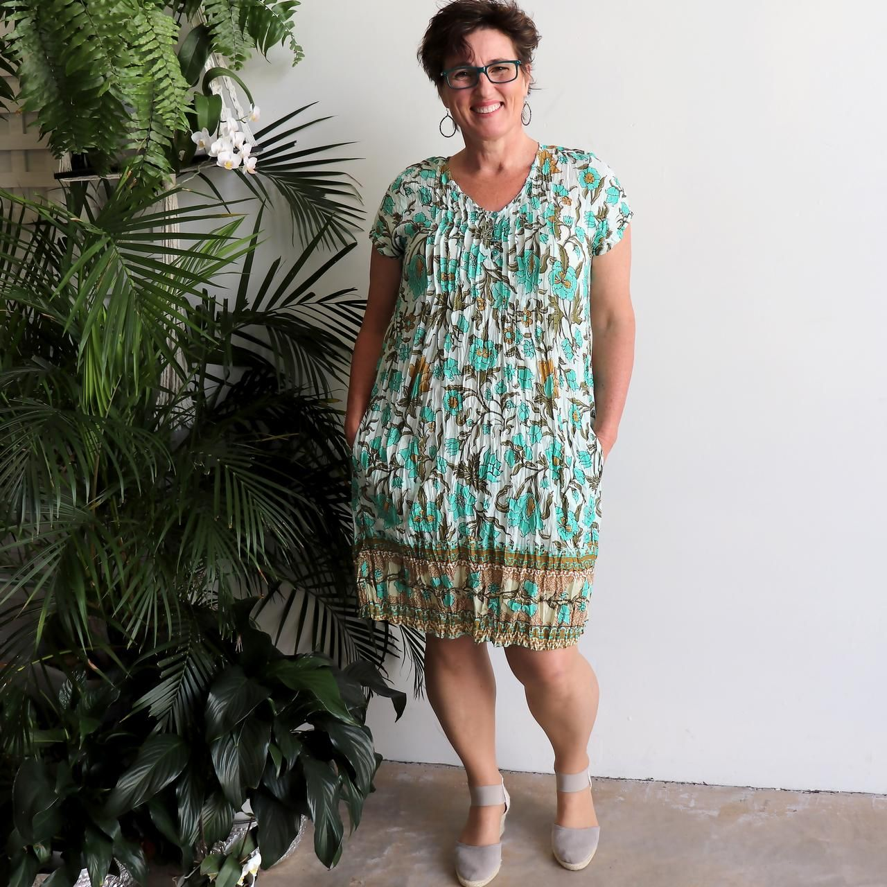 The One Summer Tunic Dress Summer Tunic Dress Dresses Tunic Dress [ 1280 x 1280 Pixel ]