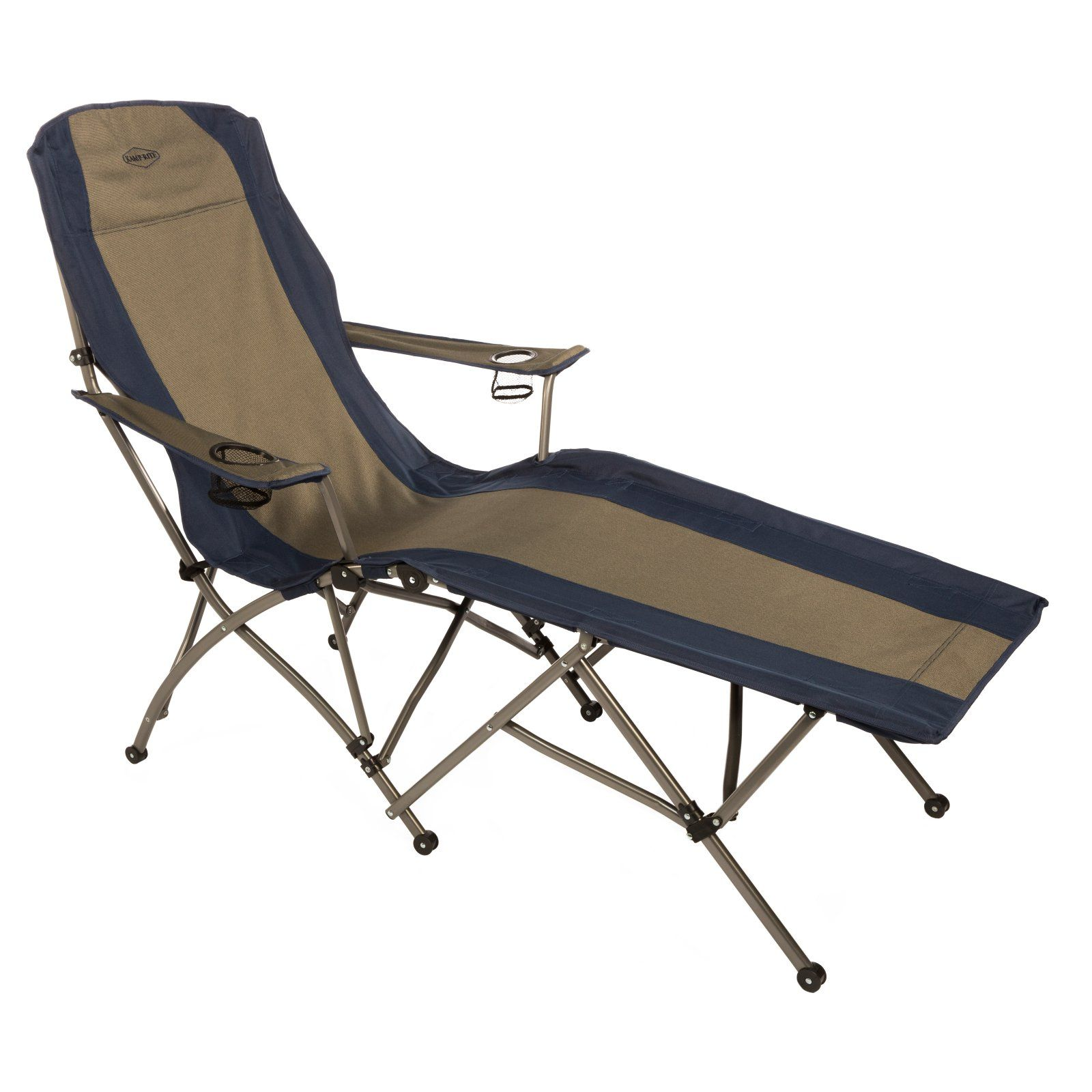 Astounding Outdoor Kamp Rite Soft Arm Folding Chaise Lounge Chair In Unemploymentrelief Wooden Chair Designs For Living Room Unemploymentrelieforg
