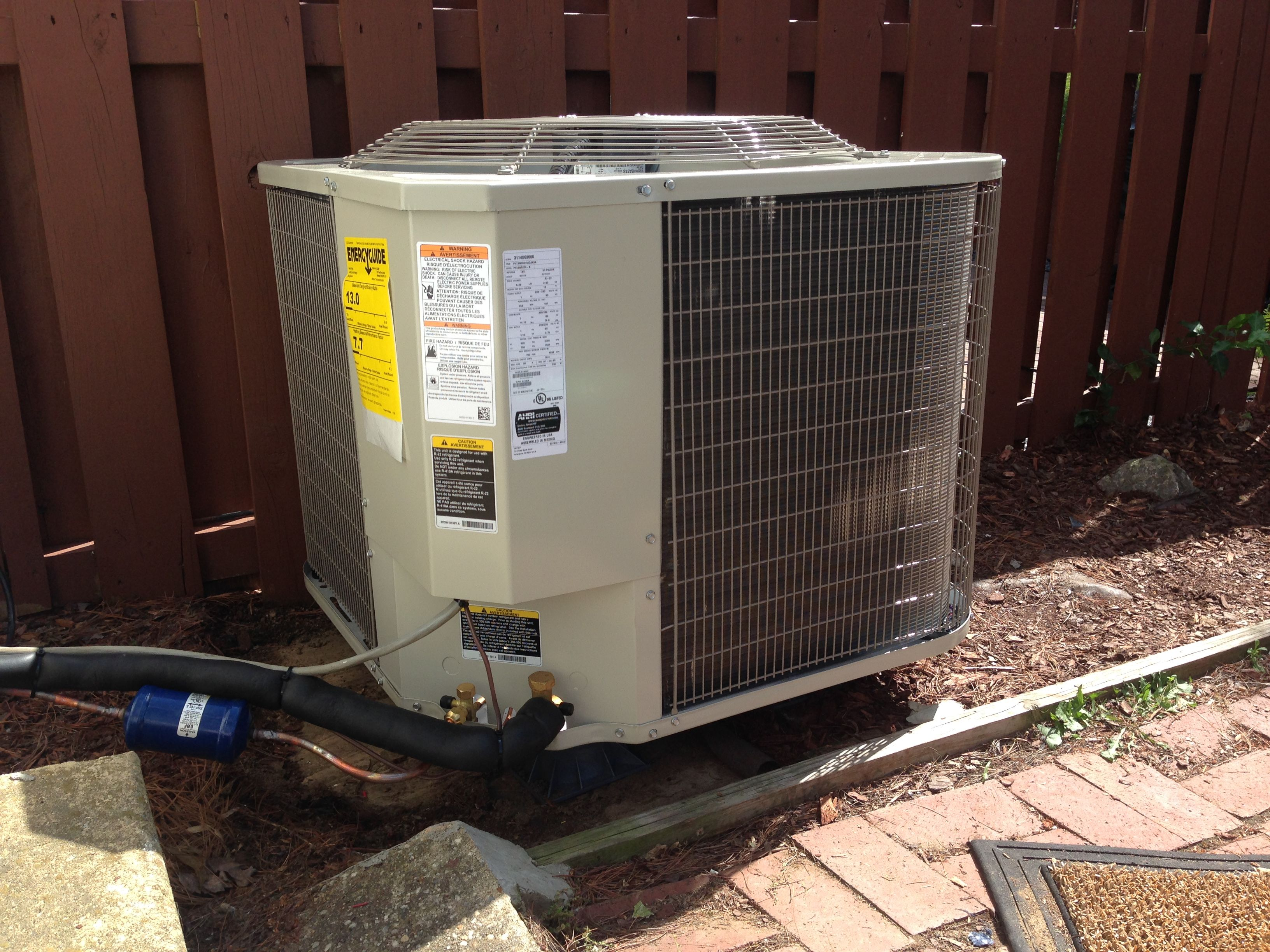 Tek7 Heating Air Conditioning Heating And Air Conditioning