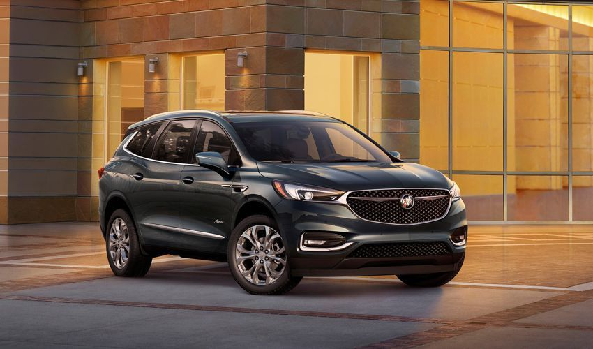 2019 Buick Enclave Engine Specs Price And Release Date Rumor