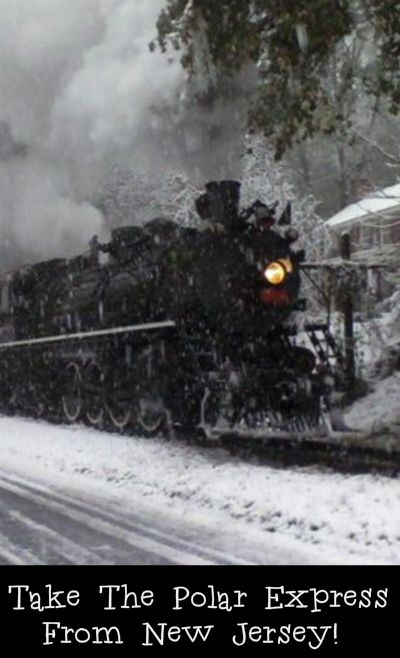 Christmas Train Ride Nj.The Magical Polar Express Train Ride In New Jersey Everyone