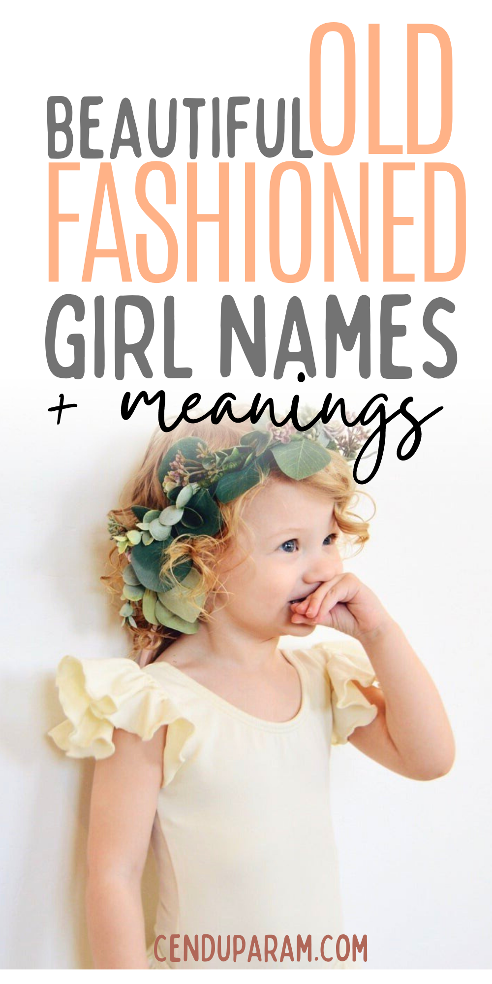 Vintage Baby Girl Names With Old Fashioned Charm