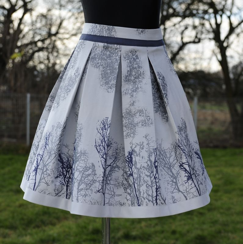 Plated skirt, free pattern to print | Idee per la casa | Pinterest ...