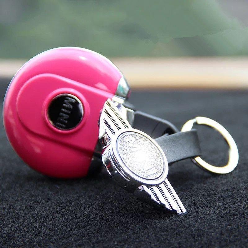 Bling MINI COOPER Countryman Clubman Keychain | Girly Car ...