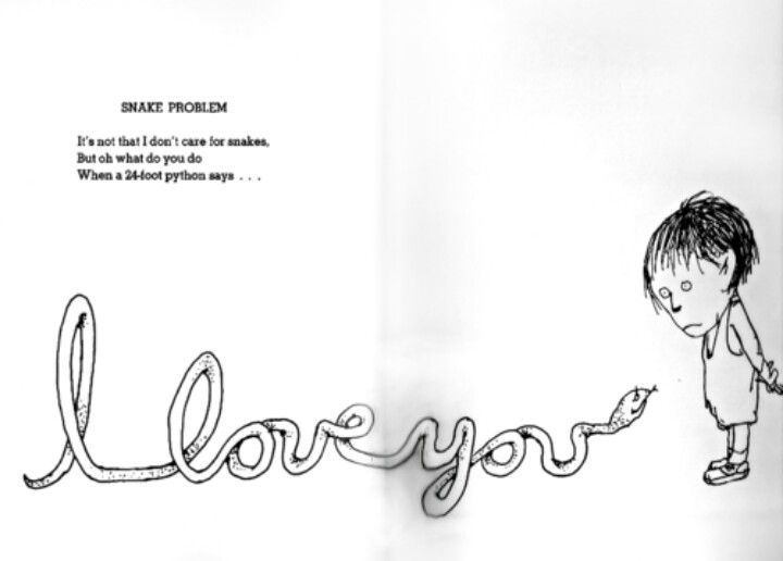 Shel Silverstein Quotes About Love: Shel Silverstein Poems