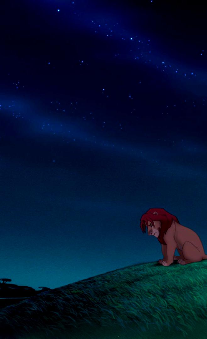 Simba Disney's The Lion King The Lion King Pinterest
