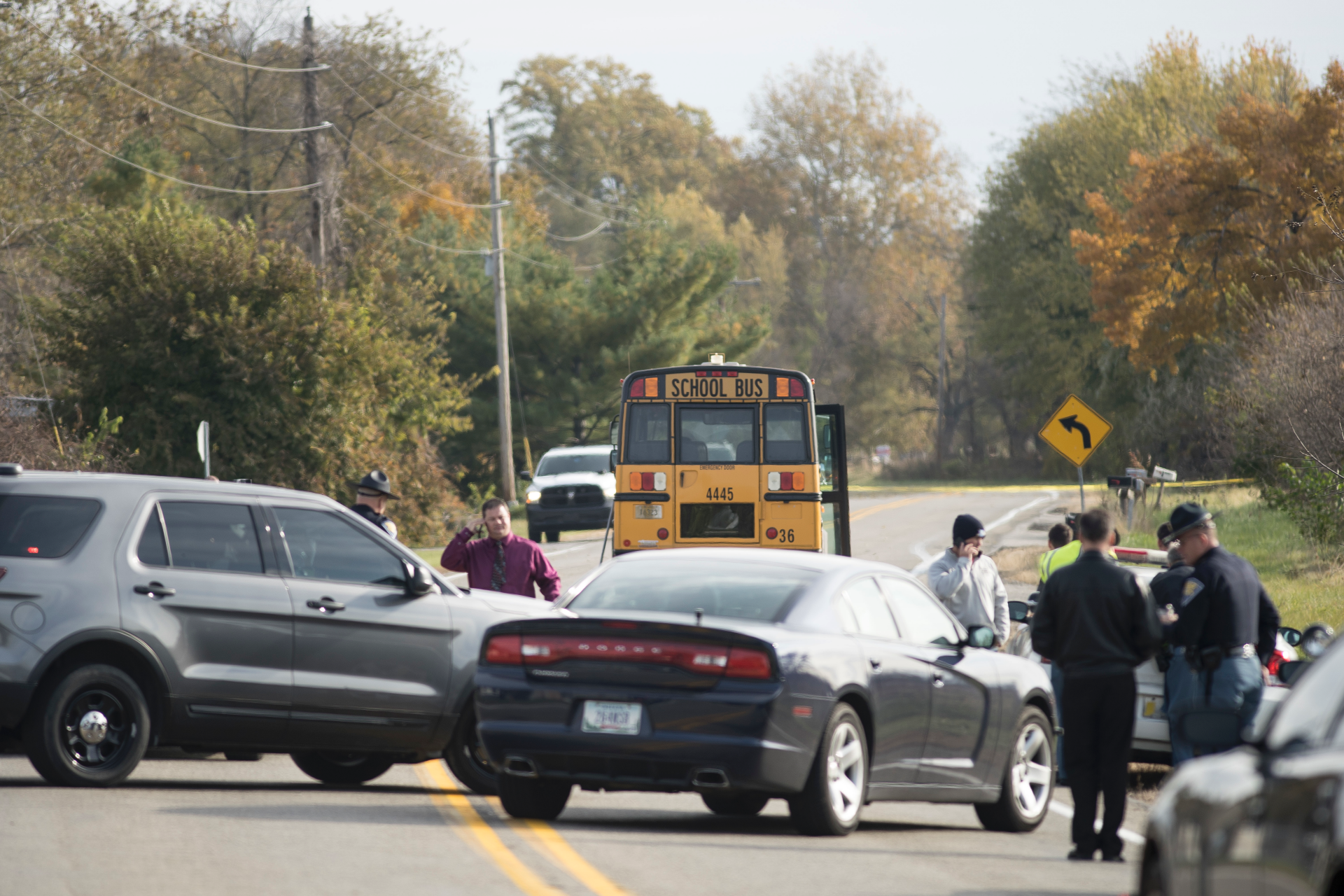 3 Siblings Struck Killed By Truck At Bus Stop In Indiana