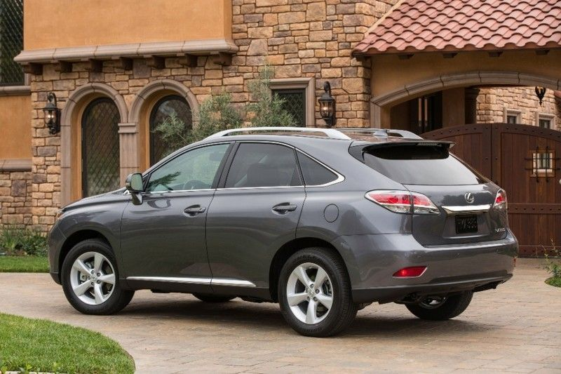 2014 Lexus Rx 350 Luxury Midsize Suv Segment Leader Rolls On