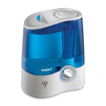 Vicks V5100 N Humidifier | Vicks vapor, Ultrasonic cool mist
