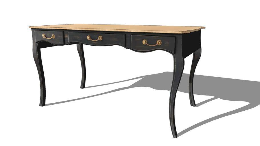 Vous Cherchez Un Meuble Bureau Pour Donner A Votre Piece De Travail Une Ambiance Classique Et Elegante Le Bureau In 2020 Classic Furniture Furniture Entryway Tables