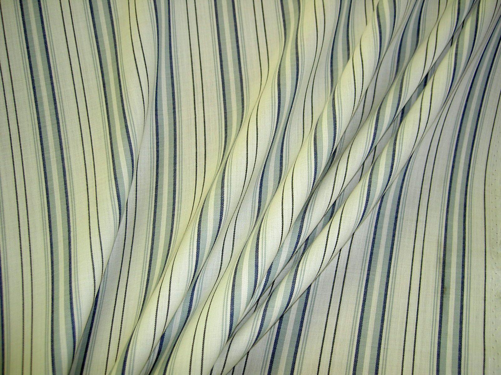 Folia Ralph Lauren Wool Stinbury Sheer Blue Closeout Home Decor Fabric