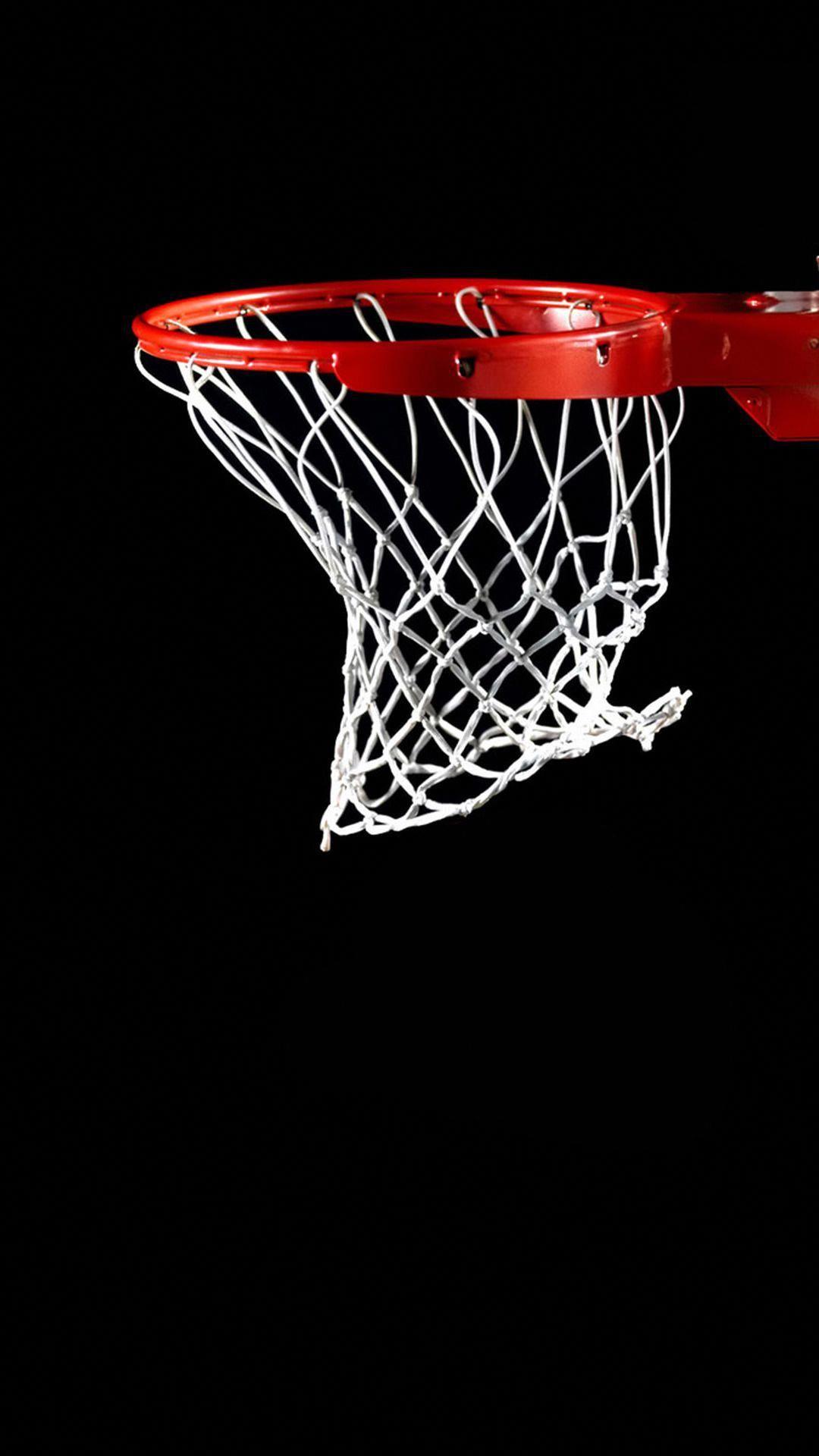 Shoot Basketball Basketry Dark Background Iphone 6 Plus